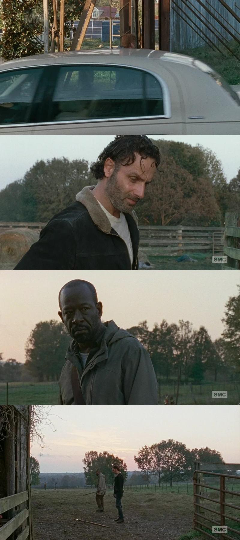 Bon a dans trois saisons Morgan 👋🏻