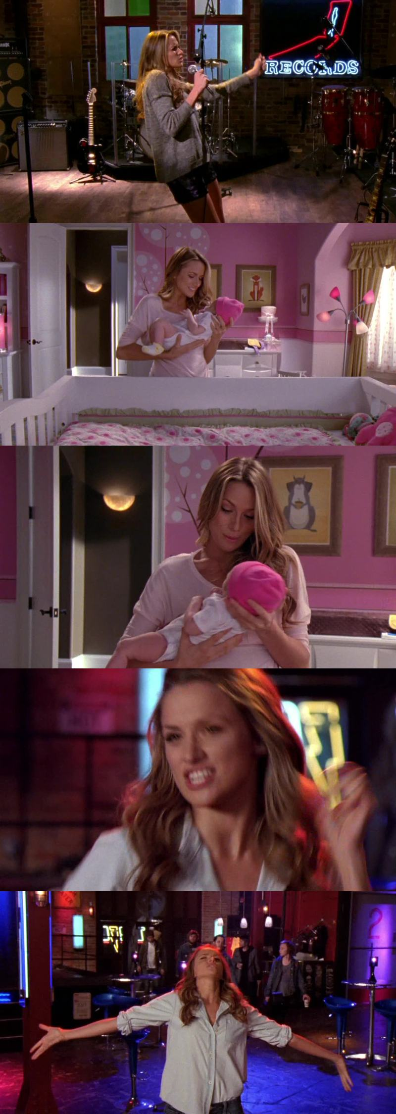 Quinn in this episode was a very accurate representation of me when I'm home alone