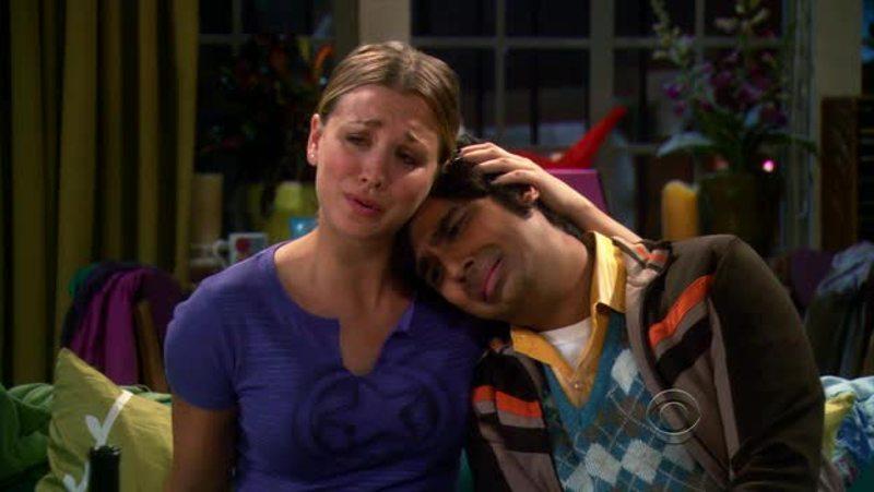 """Raji: """"Metto la TV sul muto per far finta che lei sia con me""""😂😂"""