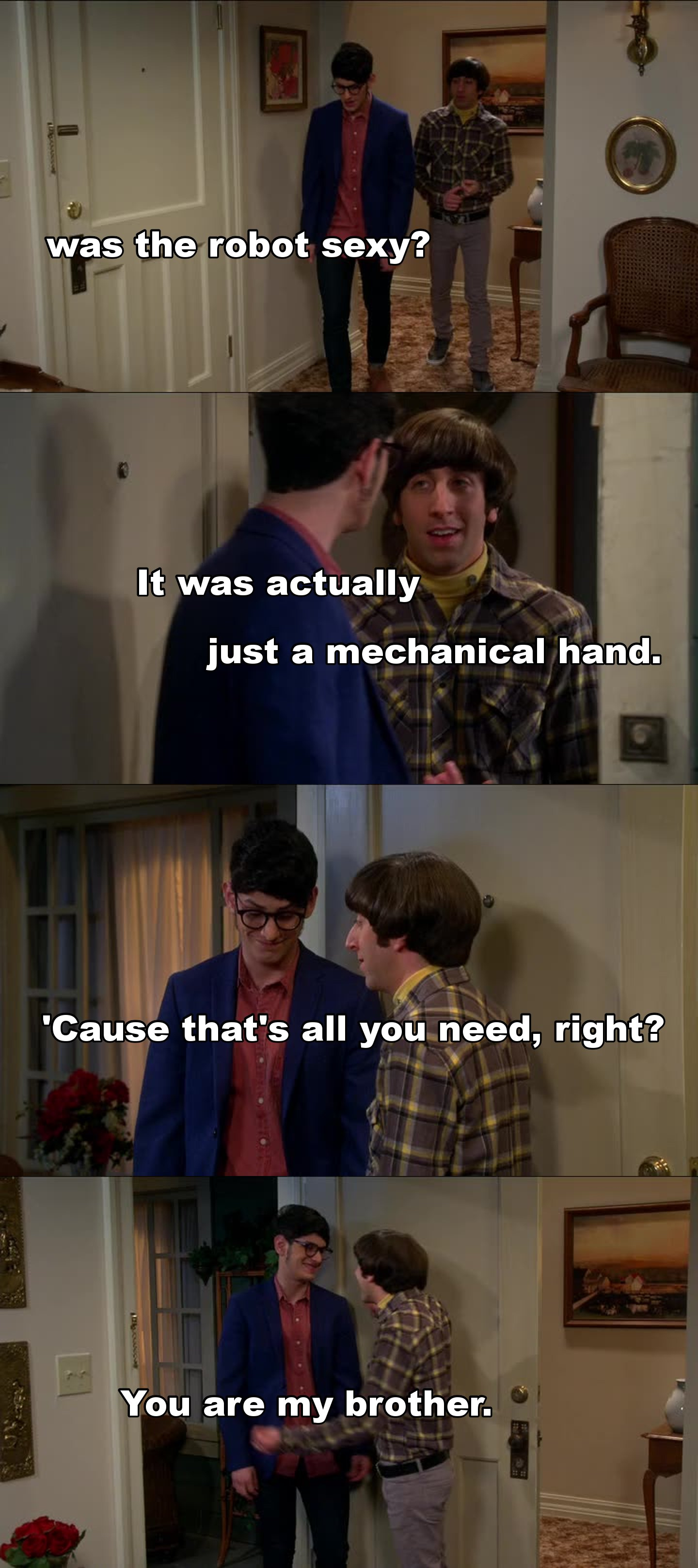 two Wolowitz