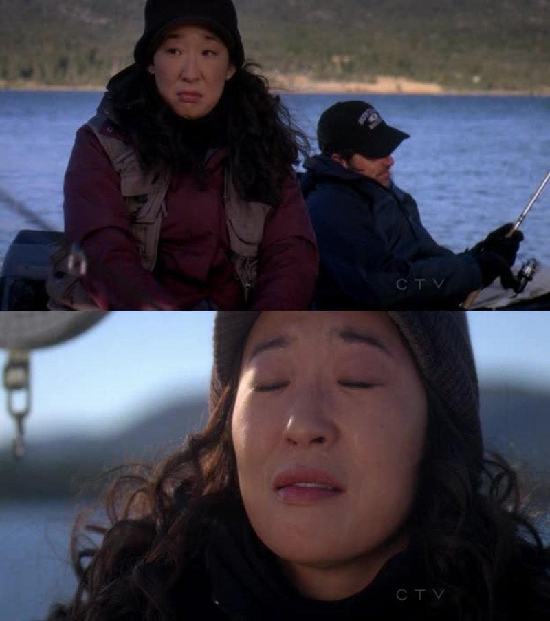 Cristina Yang, I miss you so much.