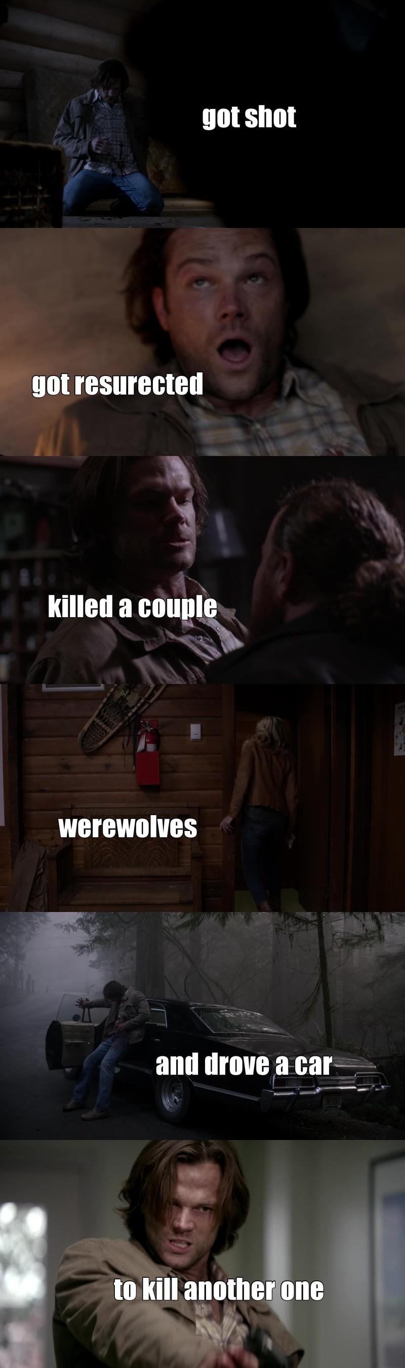 Sammy you are a badass !