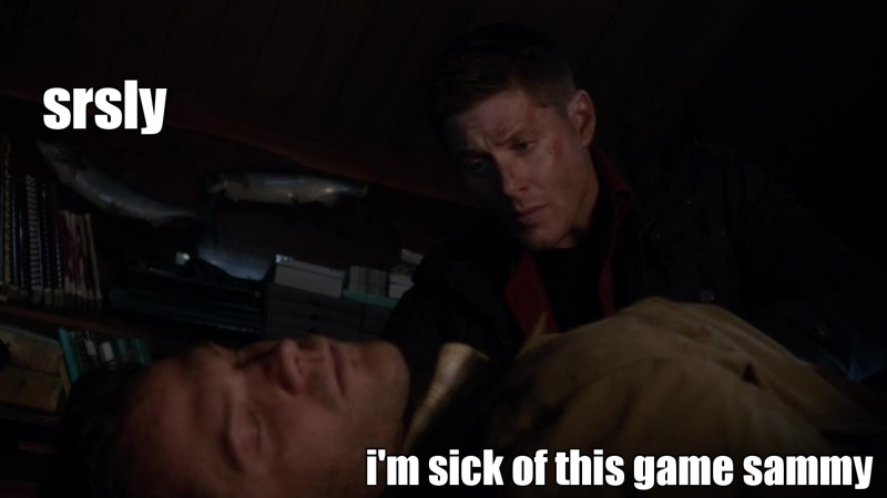 when your brother casually dies again