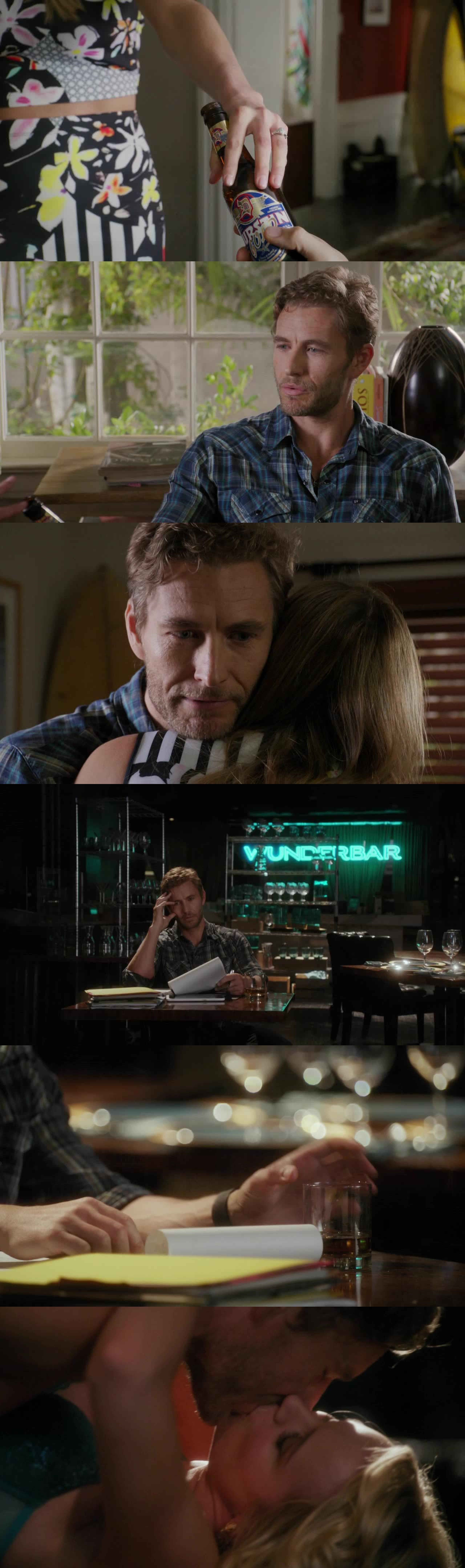 Harry a clairement des sentiments pour Joss et le pauvre ignore que c'est réciproque ! Joss ne se mariera jamais avec Scott...