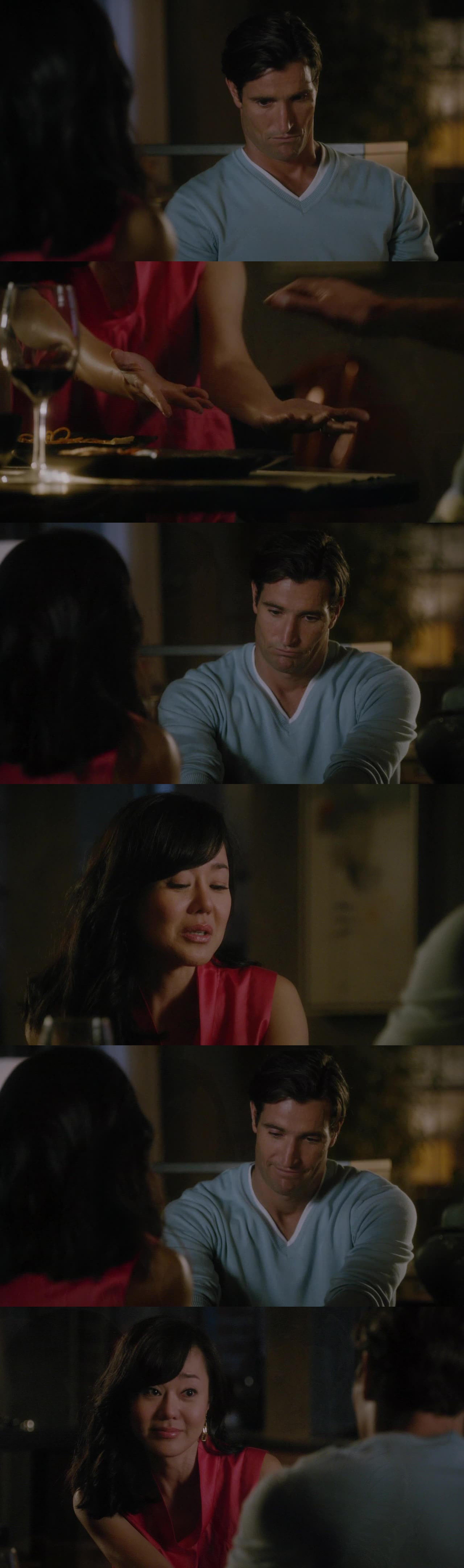 Ce moment était juste horrible ! Ils sont tellement mignons ensembles ! Comme quoi le timing est important dans une relation...