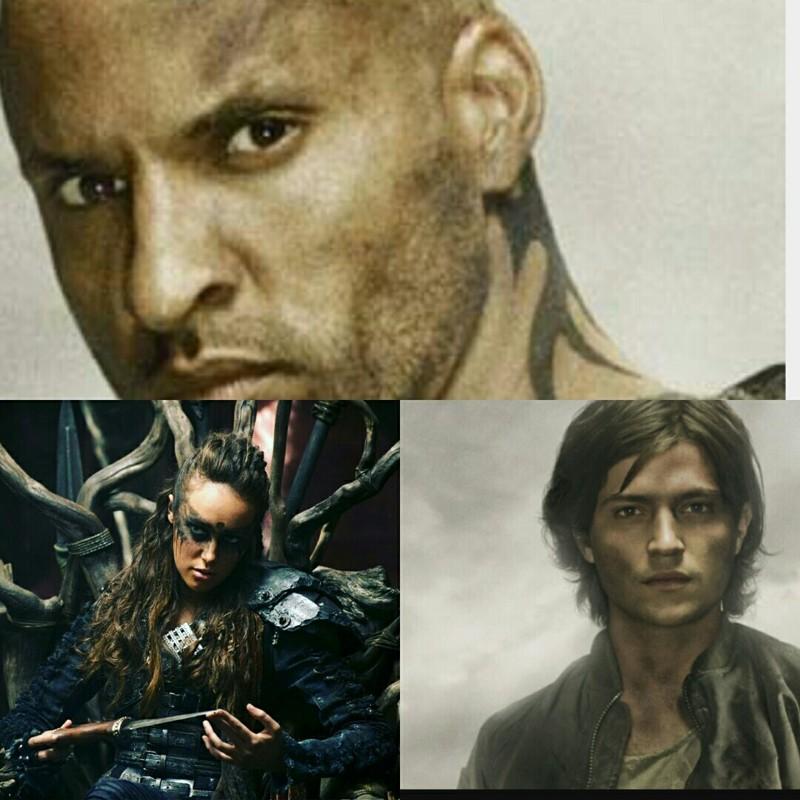 3 personnages qui voulais la paix à un moment où un autre et qui sont mort 😭😢😭😢😭😢