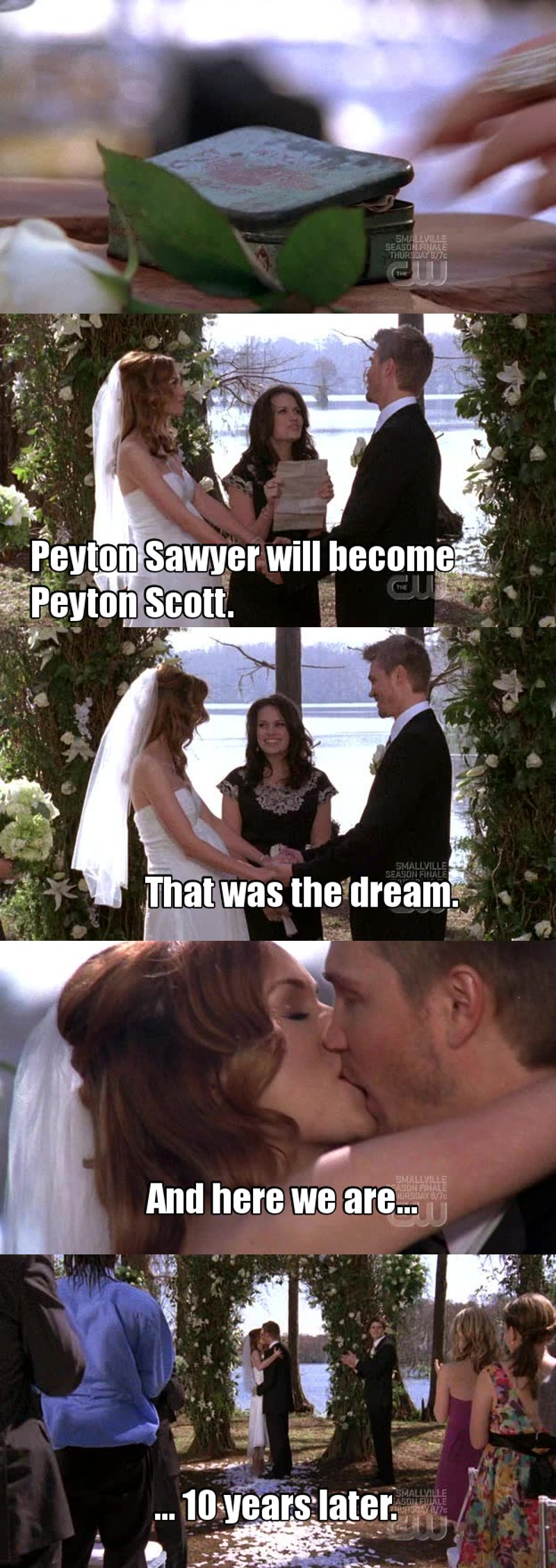 Leyton were always meant to be, since their first look, and it was a beautiful wedding, and an amazing episode 💘