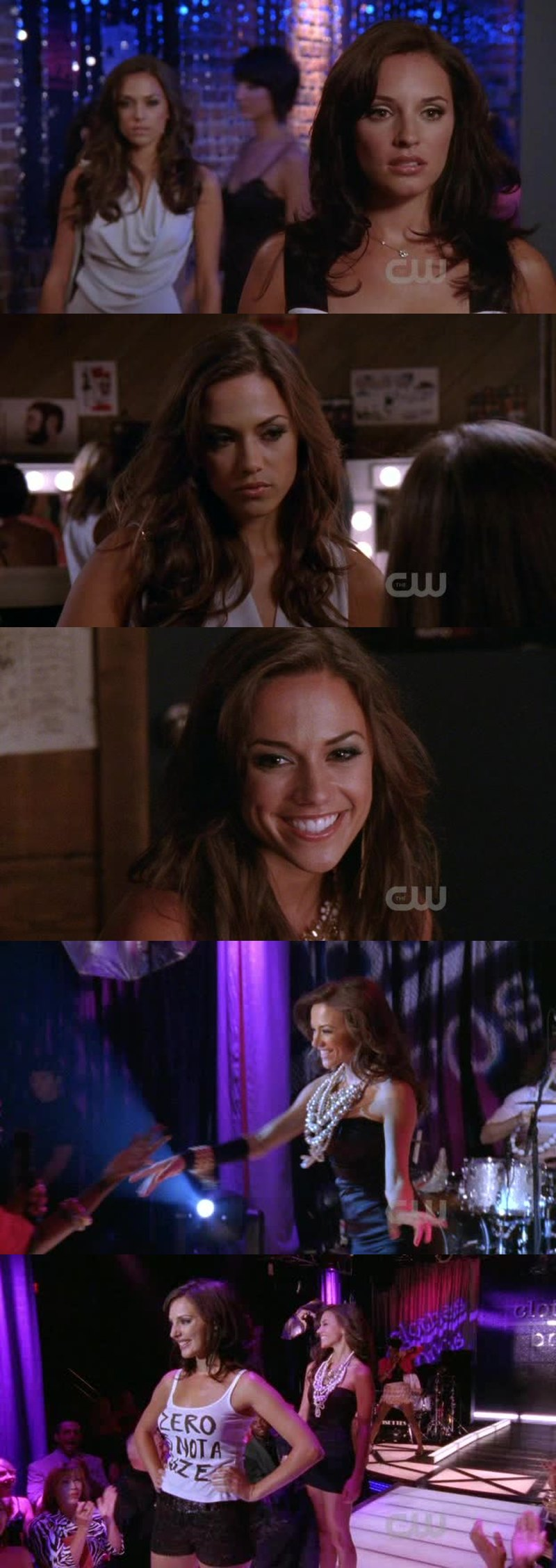 Alex was the best with Haley in this episode !