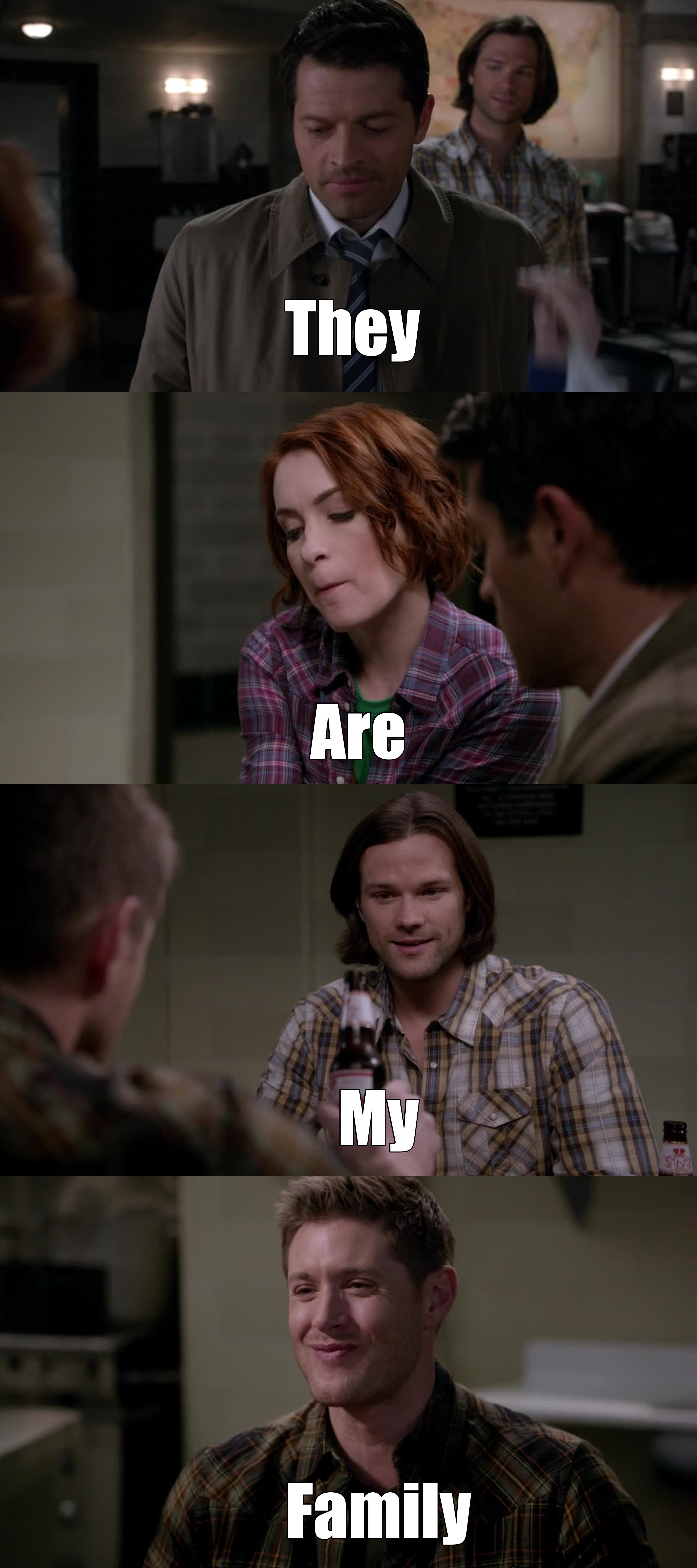 For ever #SpnFamily