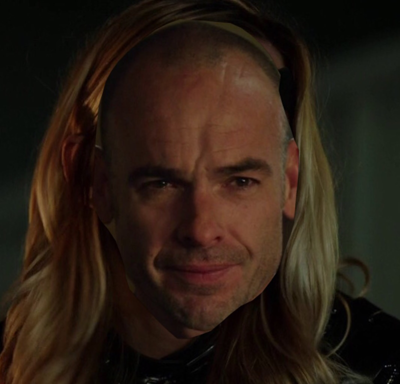 Now Quentin Lance is gonna be the new Black Canary.