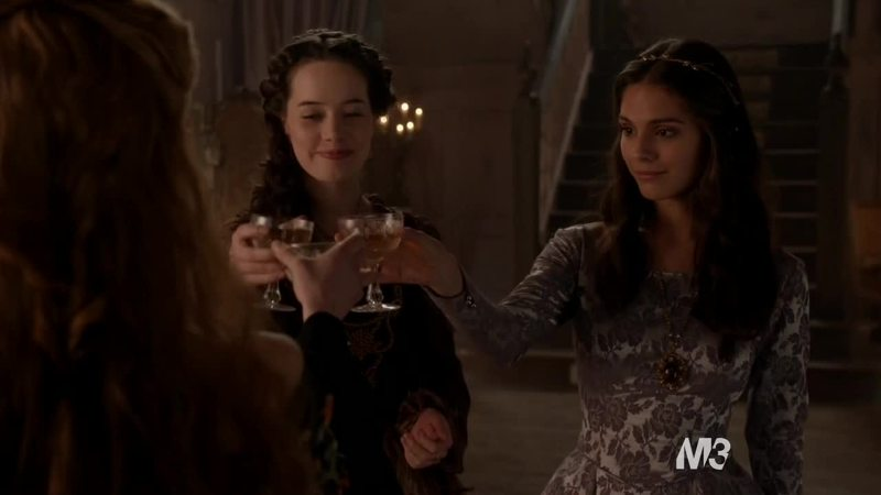 An unwed mother, a divorcée and a madam, let's drink for that!