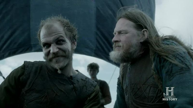 I don't understand what Floki is doing...
