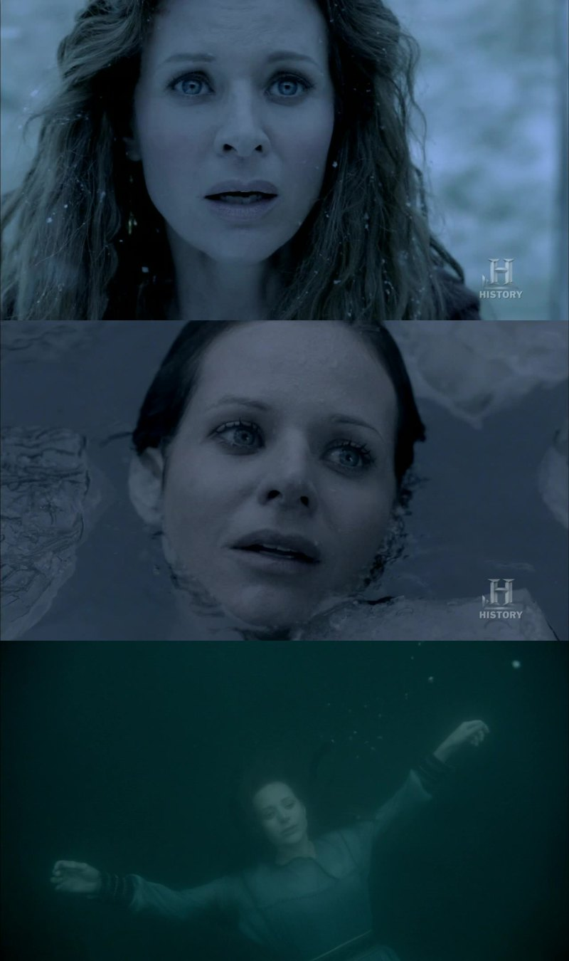 Season 1: Hated her Season 2: Kinda liked her Season 3: loved her... Boom! She's dead!   I never thought i'd be sad if she died.