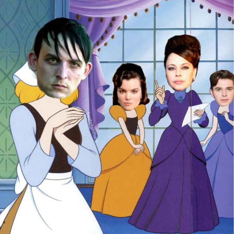 Gotham Cinderella story.