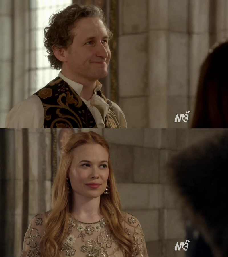 HE IS SUCH A GOOD MAN FOR HIS TIME AND HE LOVES GREER BUT I STILL SHIP GREER AND LEITH