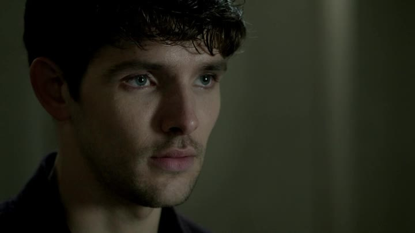 Puberty did a pretty good job on him since the Merlin days...