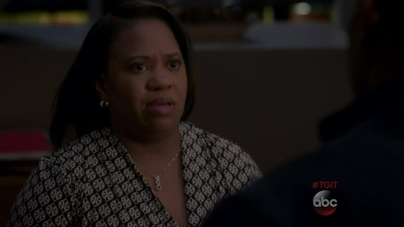 Bailey is so strong! A role model for all the women. #greysanatomy