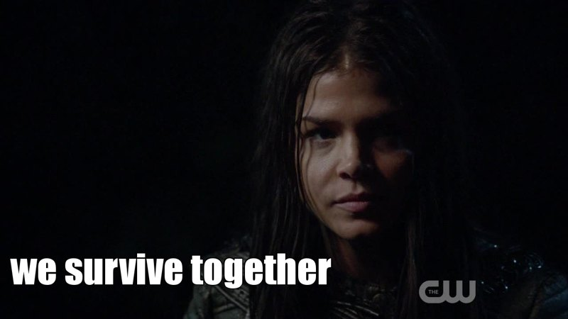 THE TEAM IS BACK !!! #the100forreal
