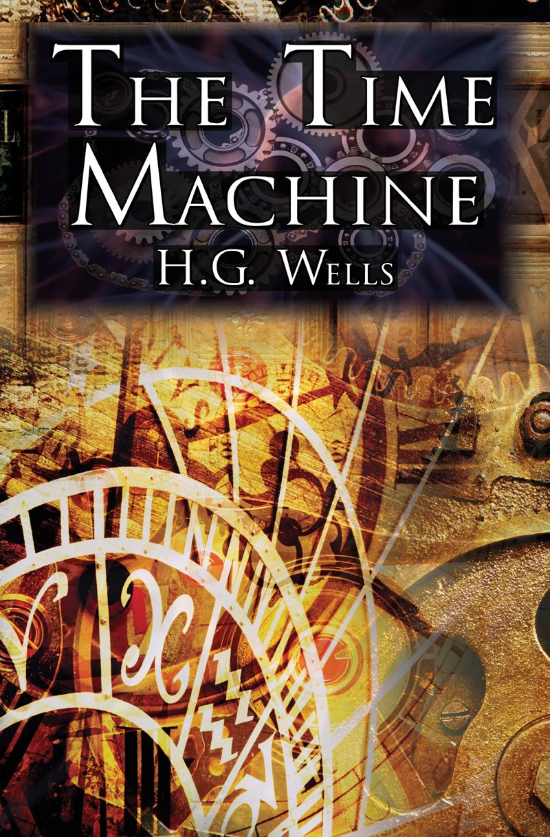 """""""You are H.G. Wells"""" I love references in this show !"""