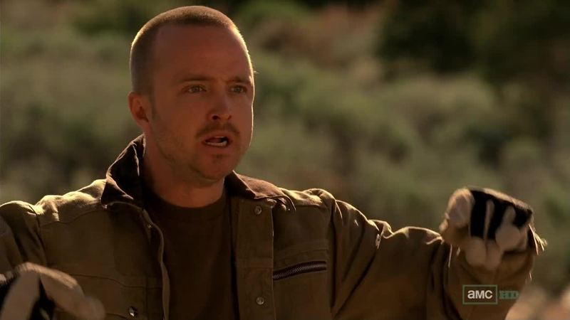 """Jesse is the only pure heart instead all this shit. I think it's amazing how the creators made Jesse going, with all his failure, to the light and Mr White to the dark. """"It's always darkest just before the dawn"""" said Hank, well maybe it's not true for Heinsenberg, at this point Walt is nearly dead.  That's how he breaking bad."""