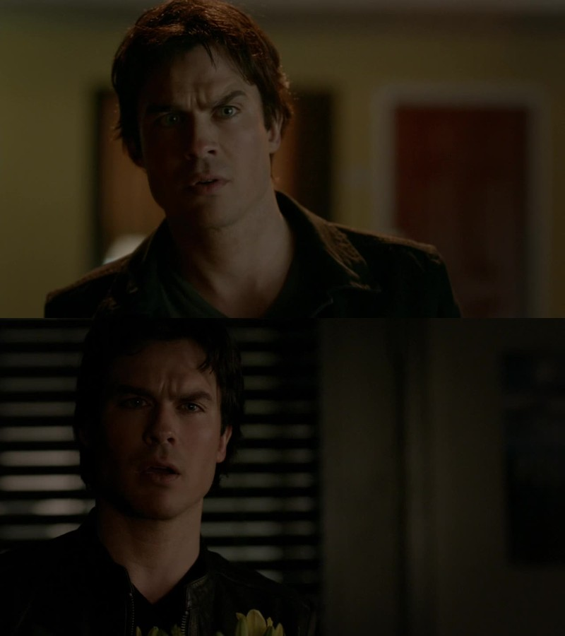 I really feel sorry for Damon, because he tried so hard to make things right and everyone is shoting him out! :(