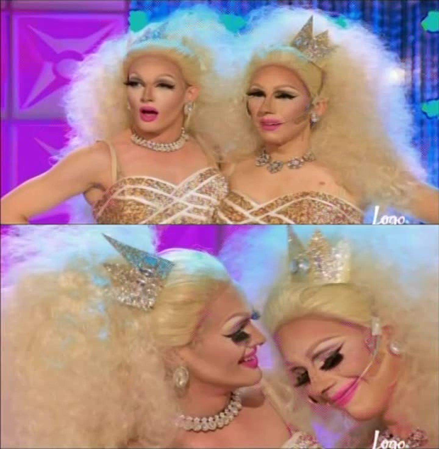 So happy to have Trixie back in the competition!