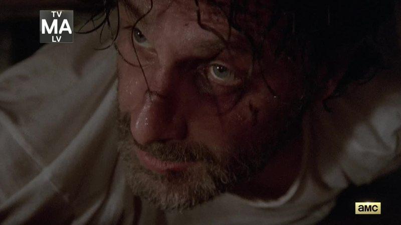 Omg comment gt trop en stress pour Rick la!😱