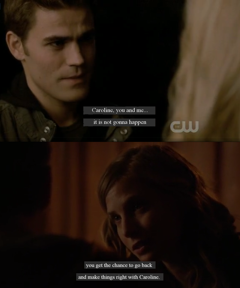 S01E01 ─  >>If you say so, Stefan...