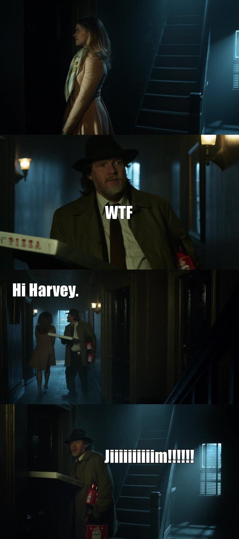 I like Harvey lol