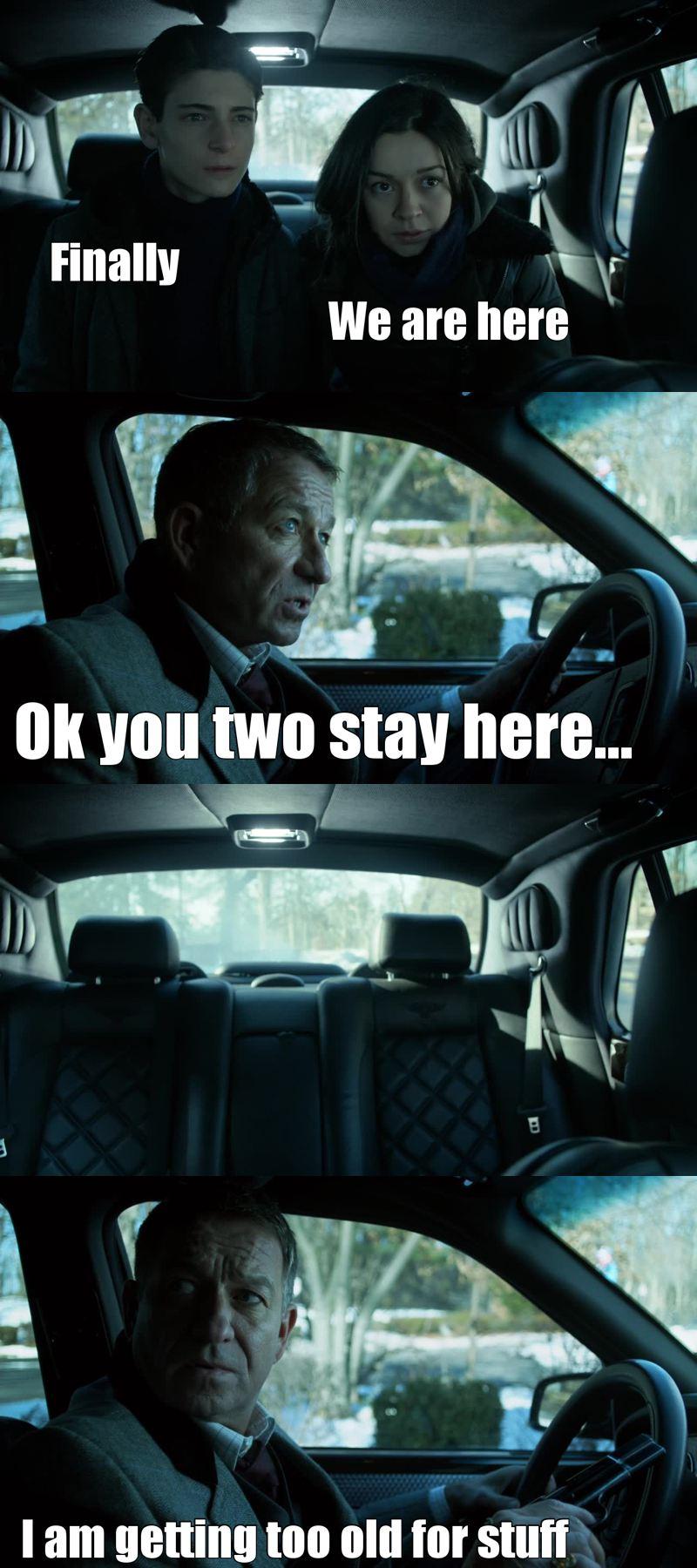 Hahaha best scene xD