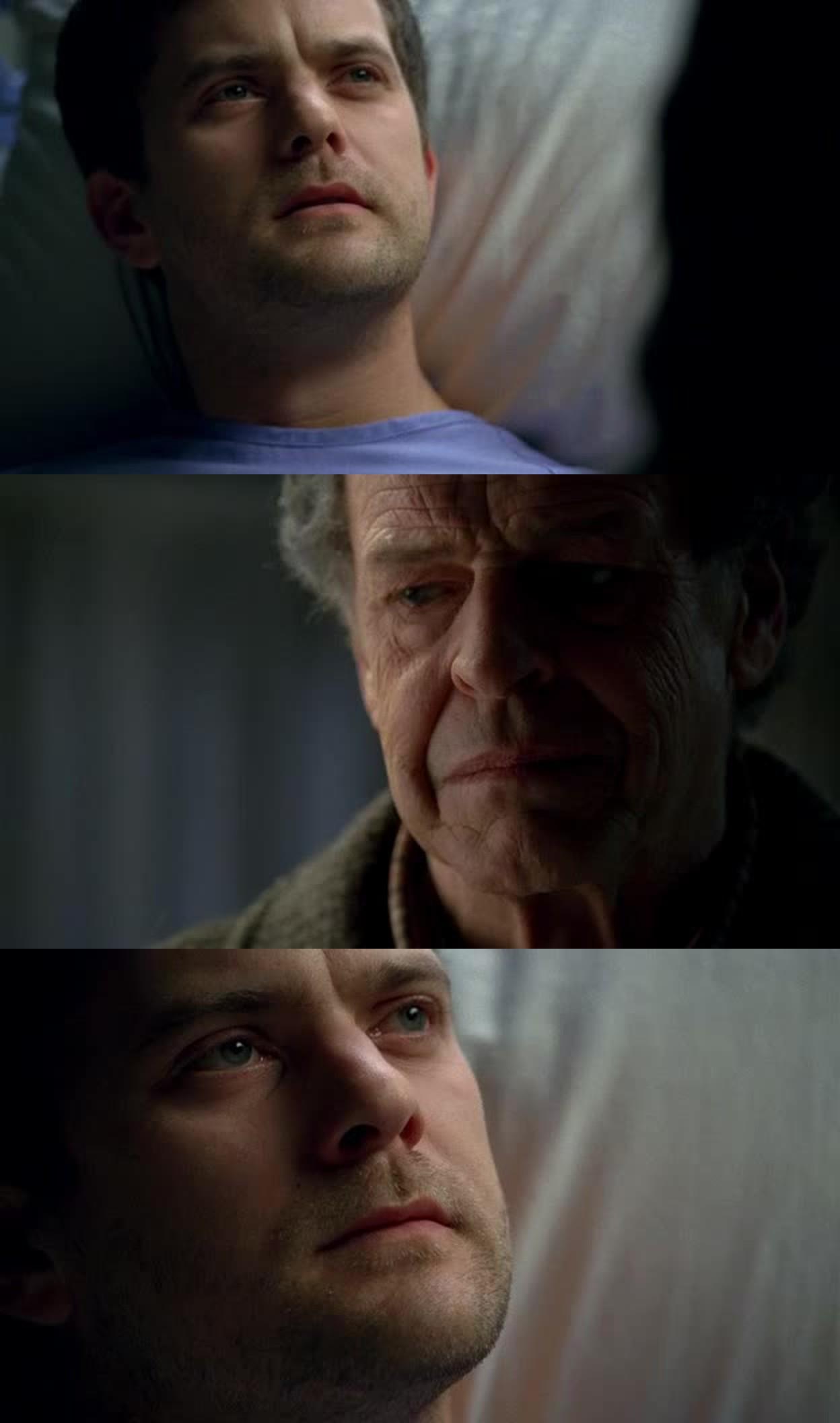 Noooooo my heart broke!