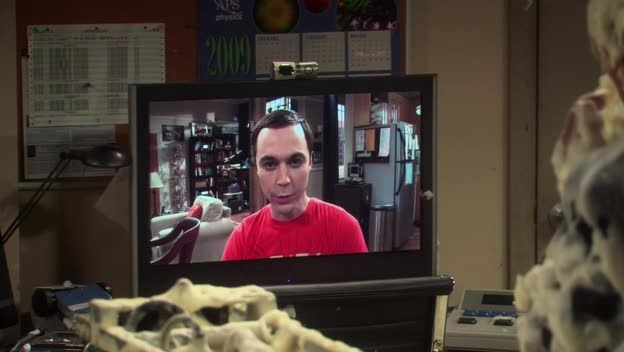 Go Sheldon! ????