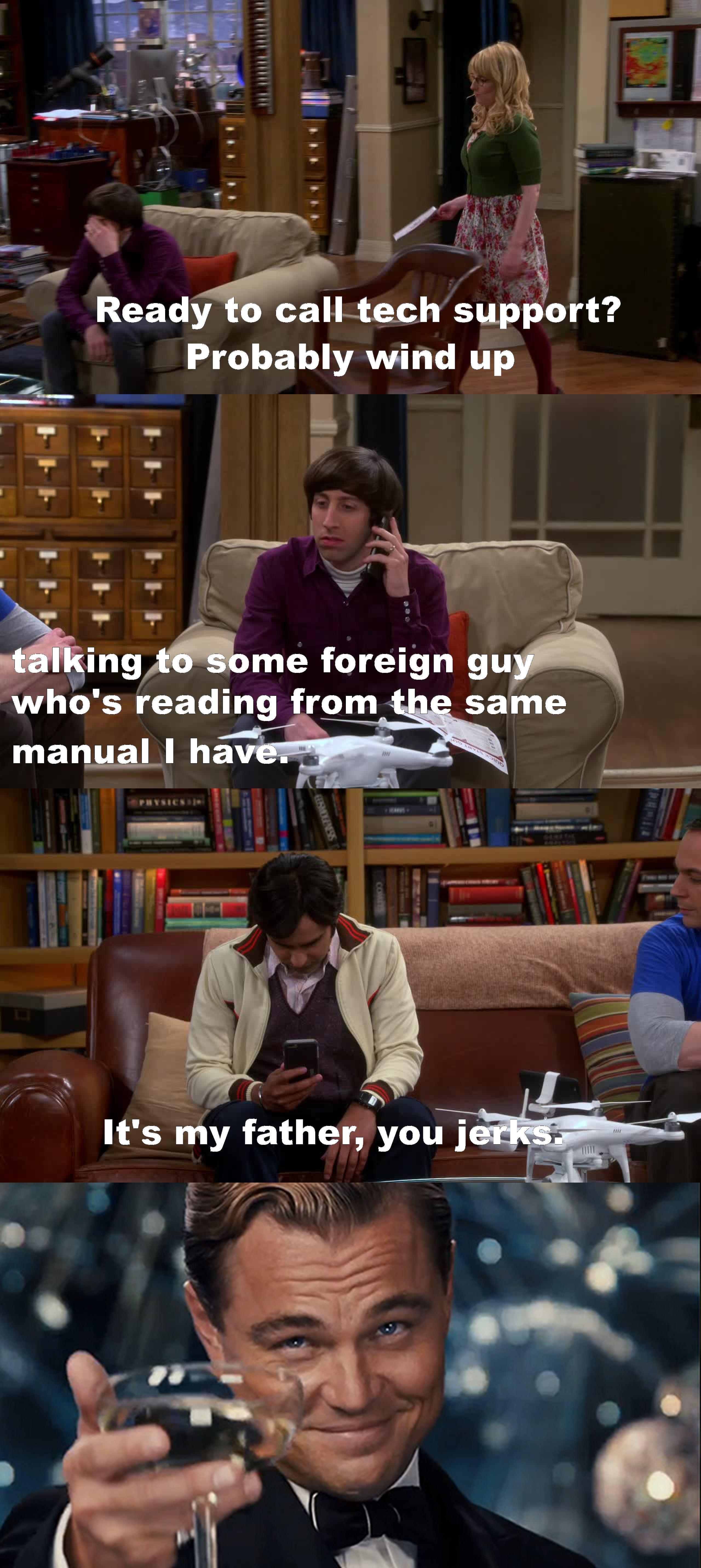 Hahahaha I couldn't stop laughing