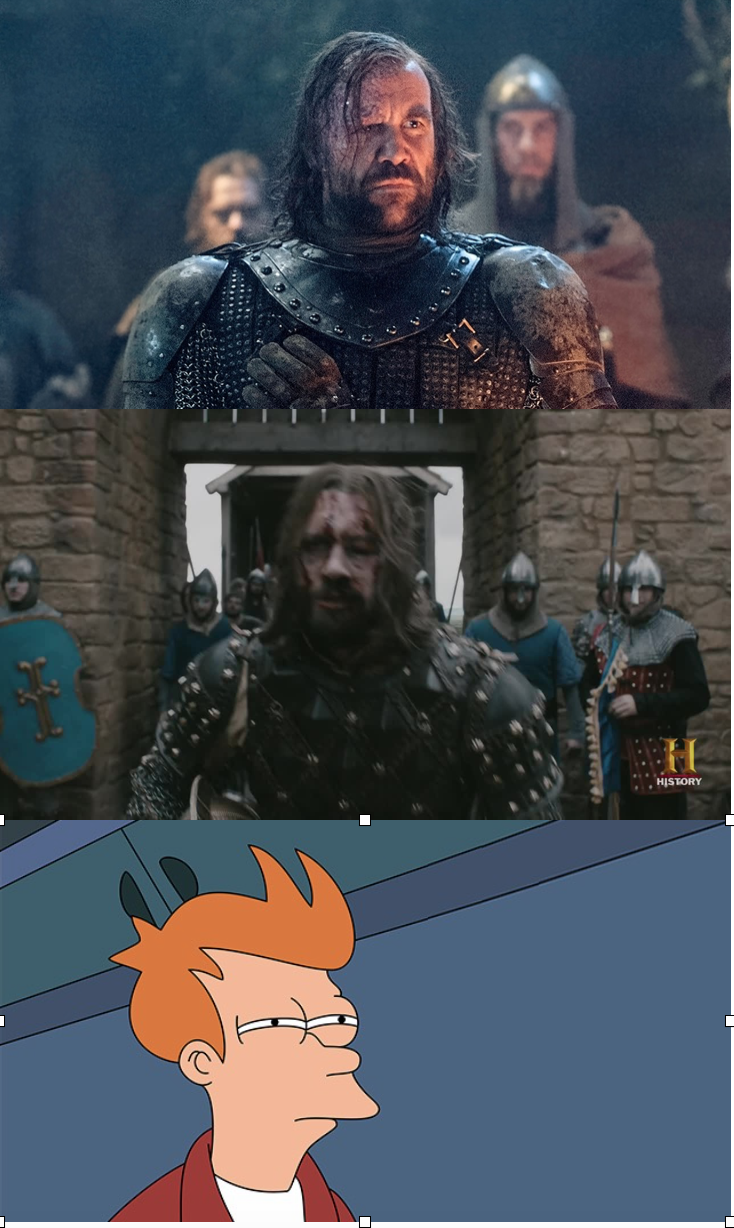 Wait a minute... Is that you, the Hound ??!!