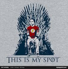 The Big Bang of Thrones