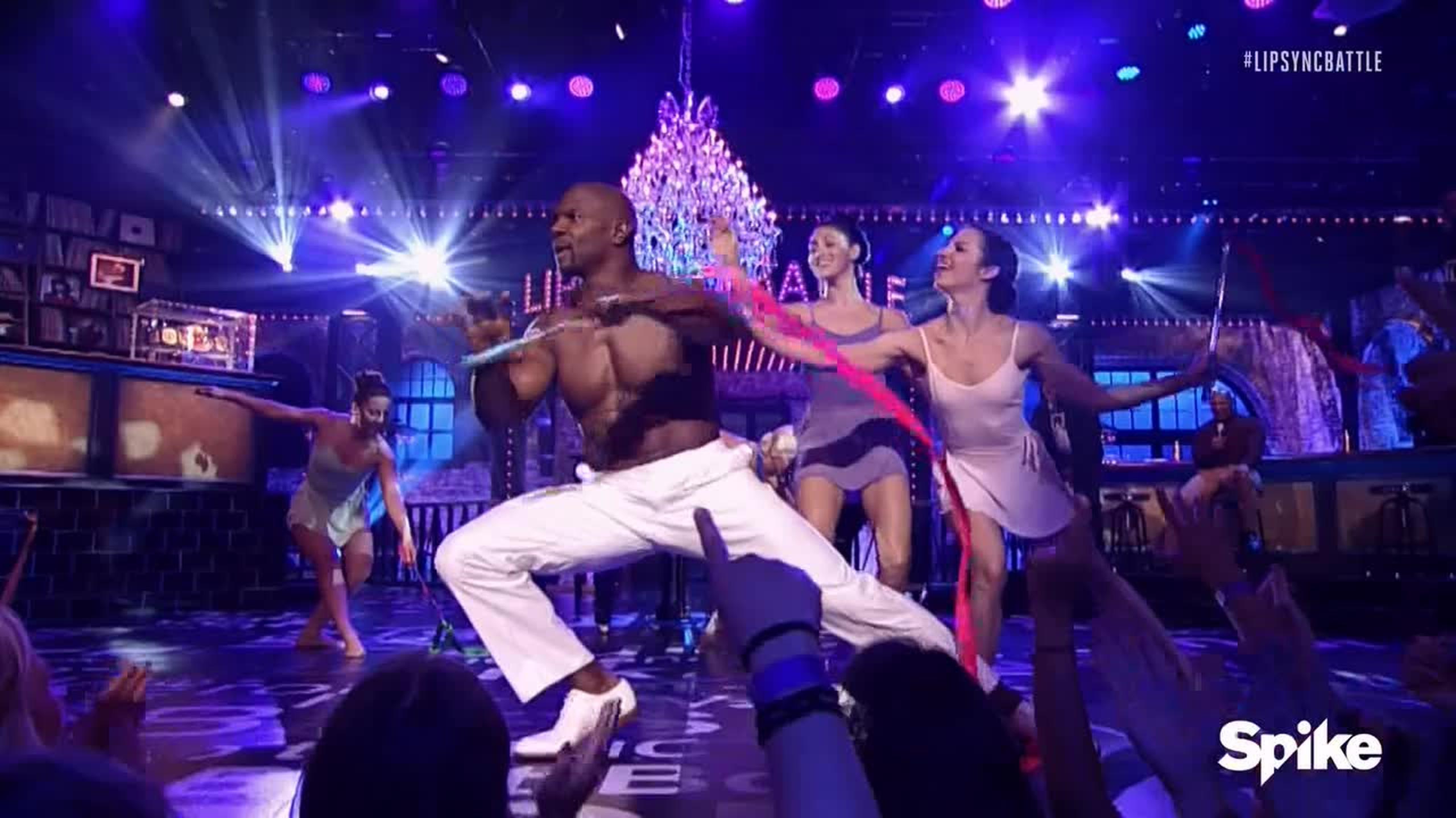 Tv Time Lip Sync Battle S01e05 Mike Tyson Vs Terry Crews