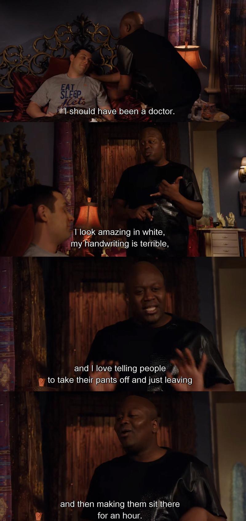 I'm Titus 😂😂😂😂