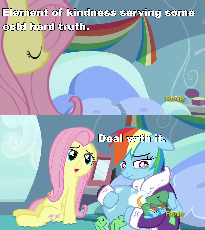 fluttershy = best pony.