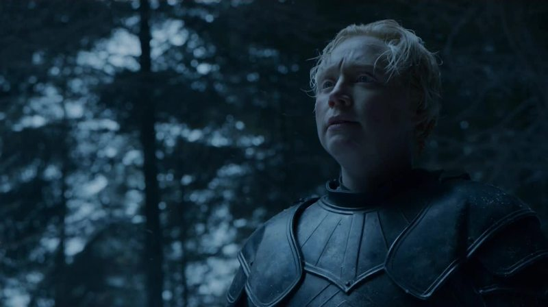 BRIENNE DOESN'T GET ENOUGH CREDIT, SHE'S FUCKING AWESOME