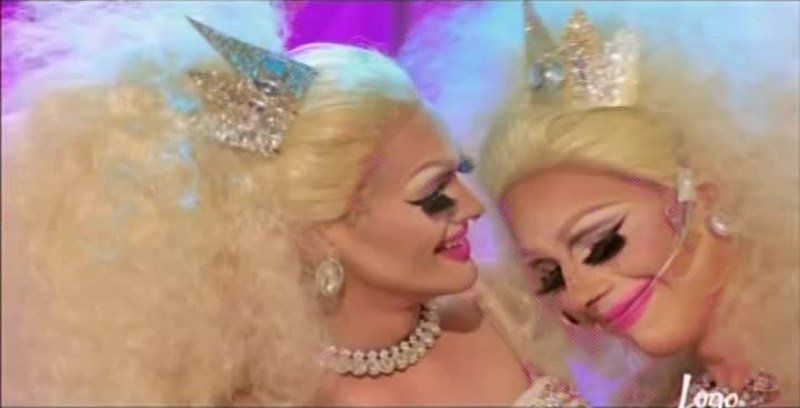 I'm really happy for Trixie