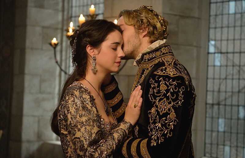 Frary was the sweetest thing of this show. I mean, I still like a lot this series, but it is not the same anymore without Francis. And I'm so sad 😭