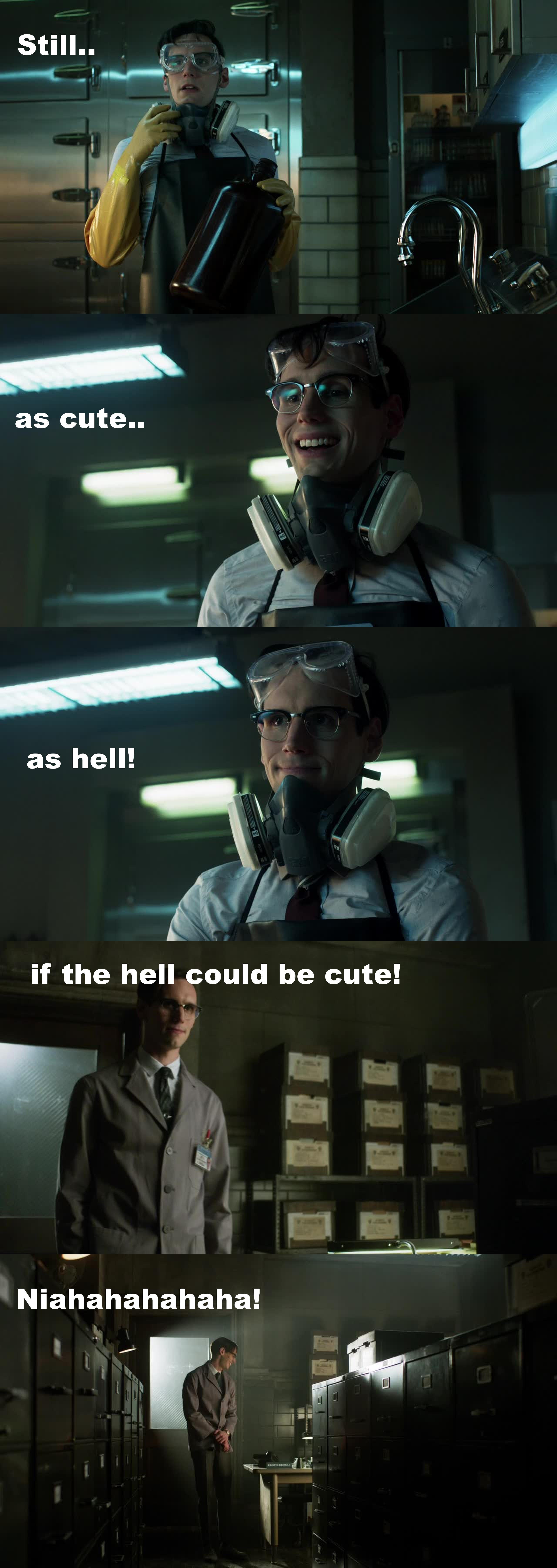 the cutest villain ever!