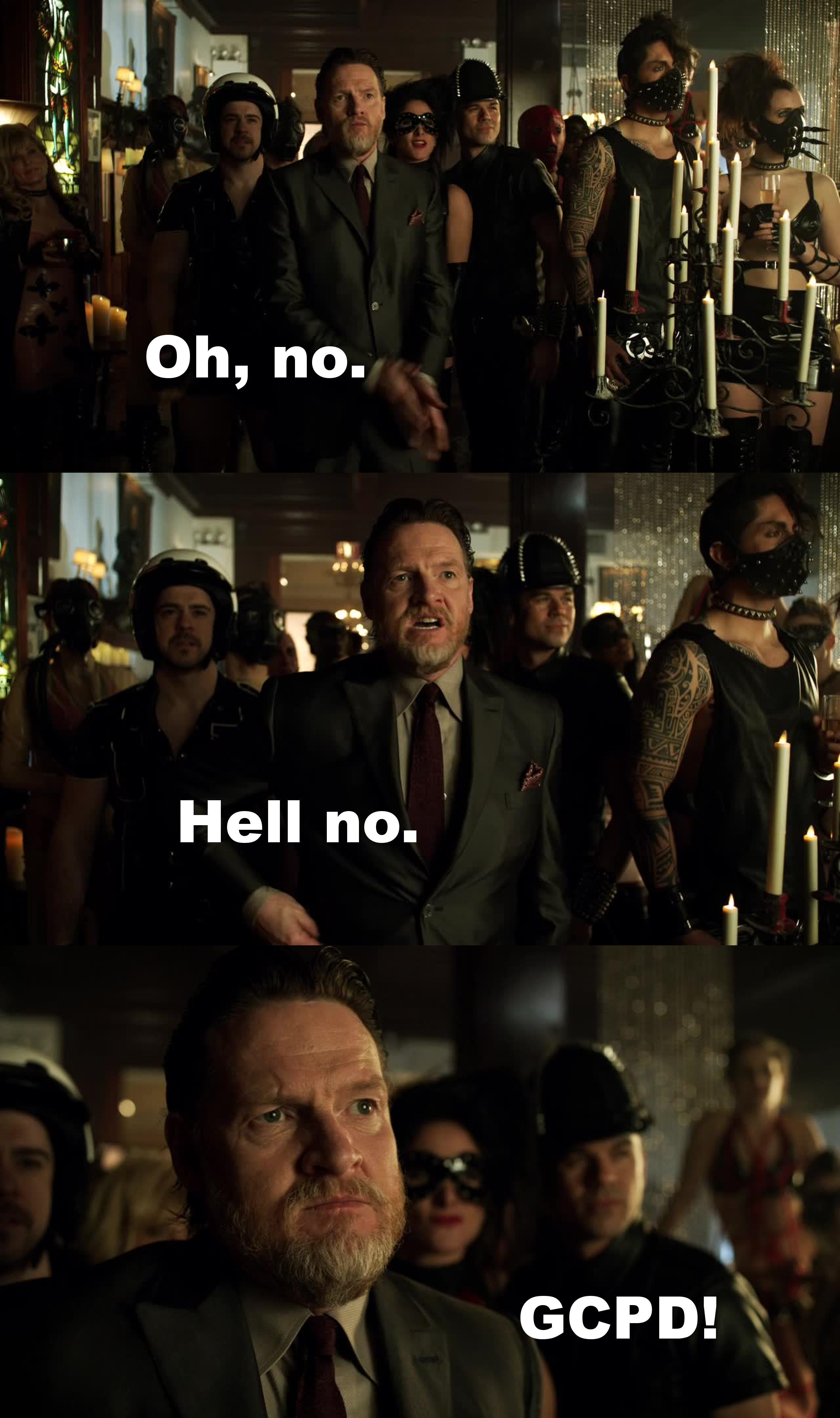 Hahah Harvey the best!