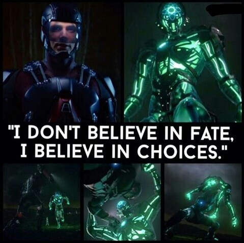 The Atom Great Quote  Best moment of the episode