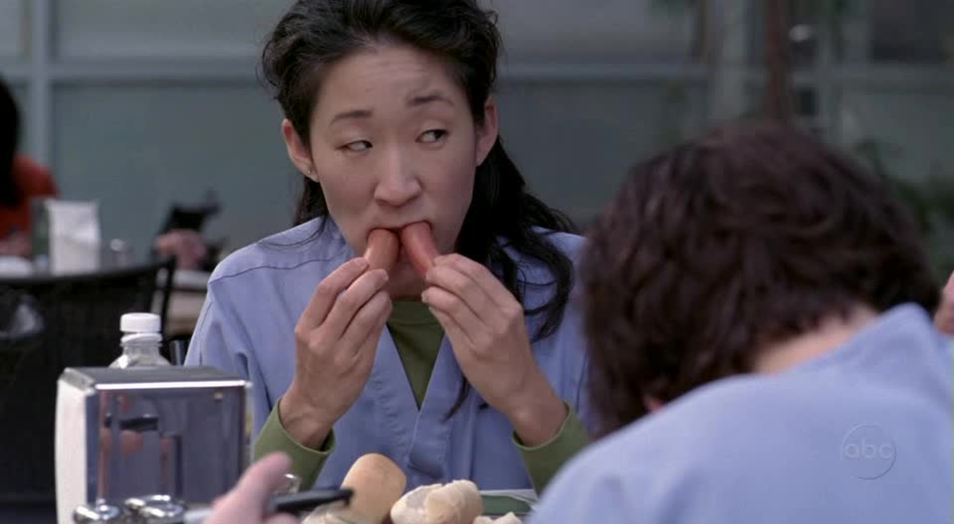 Cristina Yang, you're my favorite person <3