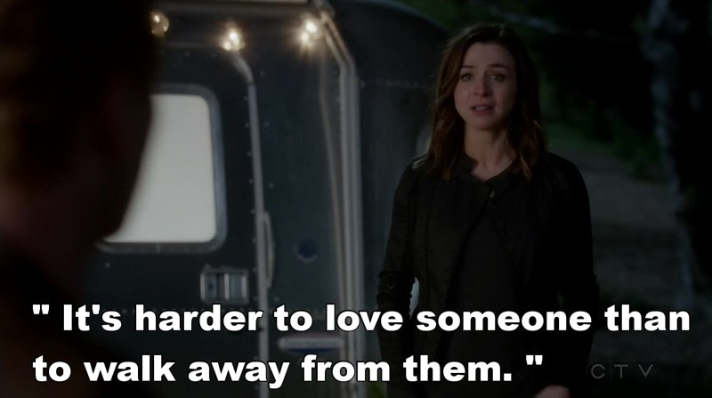 Wisest words Amelia's ever said!   #LoveIsHard