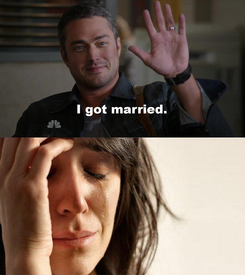 My reaction: