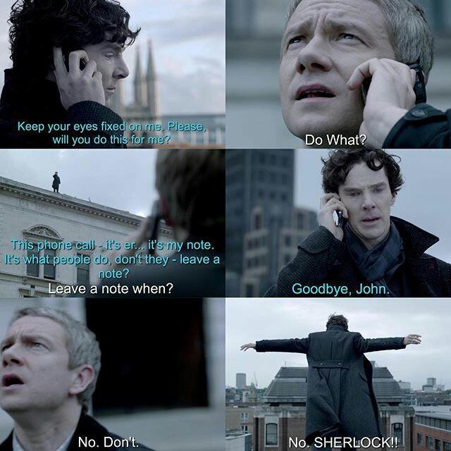 Goodbye John..