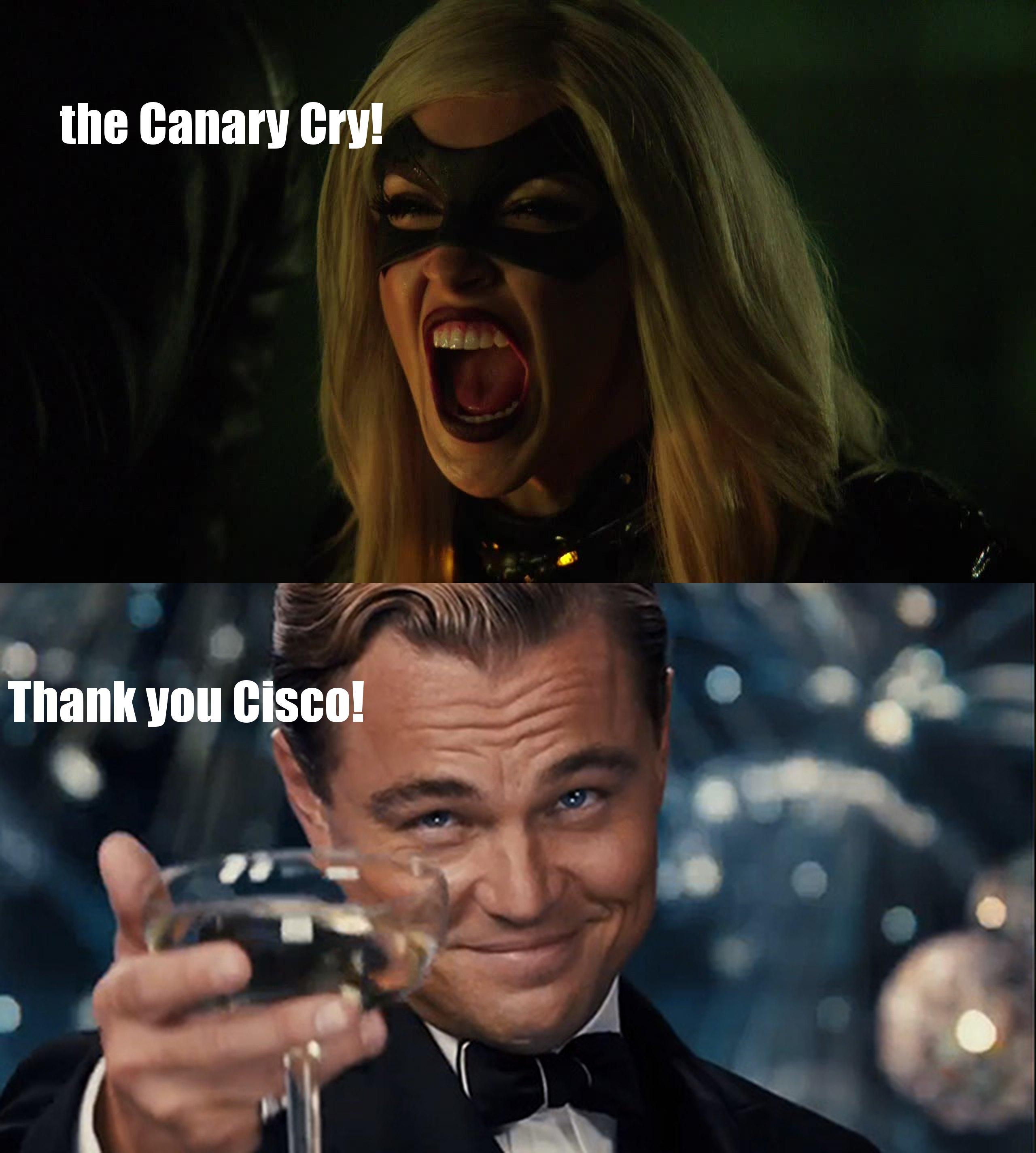 Thank you  Cisco!