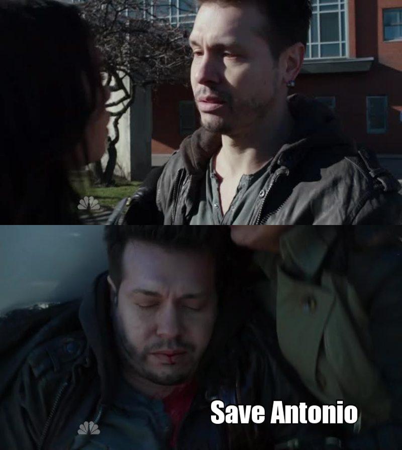 -Fermi tutti, nessuno tocchi Antonio